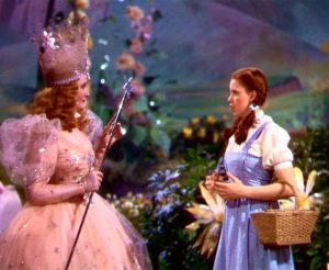 Billie-Burke-Glinda-the-Good-Witch-of-the-North-Judy-Garland-Dorothy-The-Wizard-Of-Oz