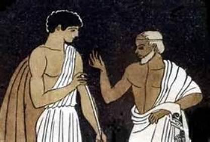 odysseus and telemachus relationship
