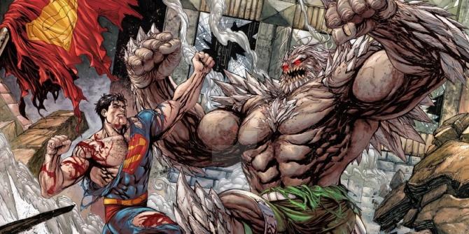 Superman-Doomsday-fan-art-by-TylerKirkham