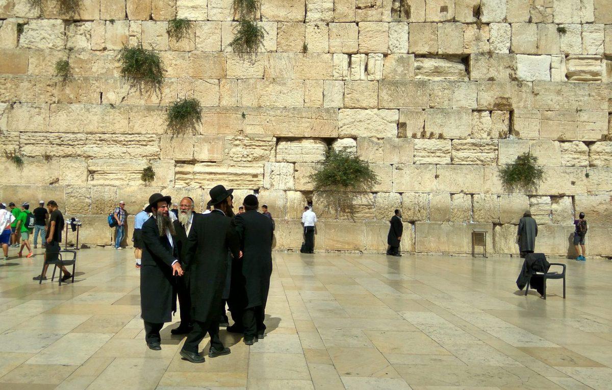 Dead Sea - Jerusalem - Ramallah
