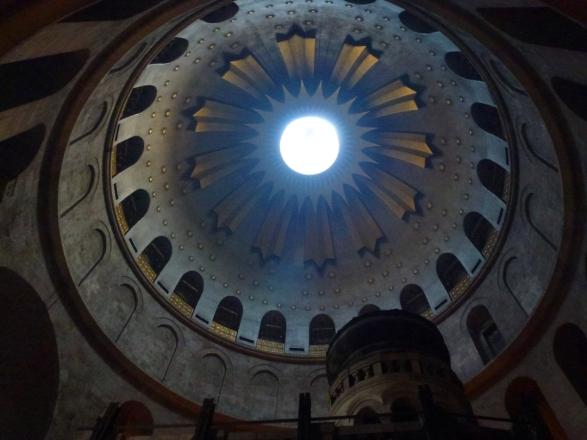Santo-Sepolcro-Cupola