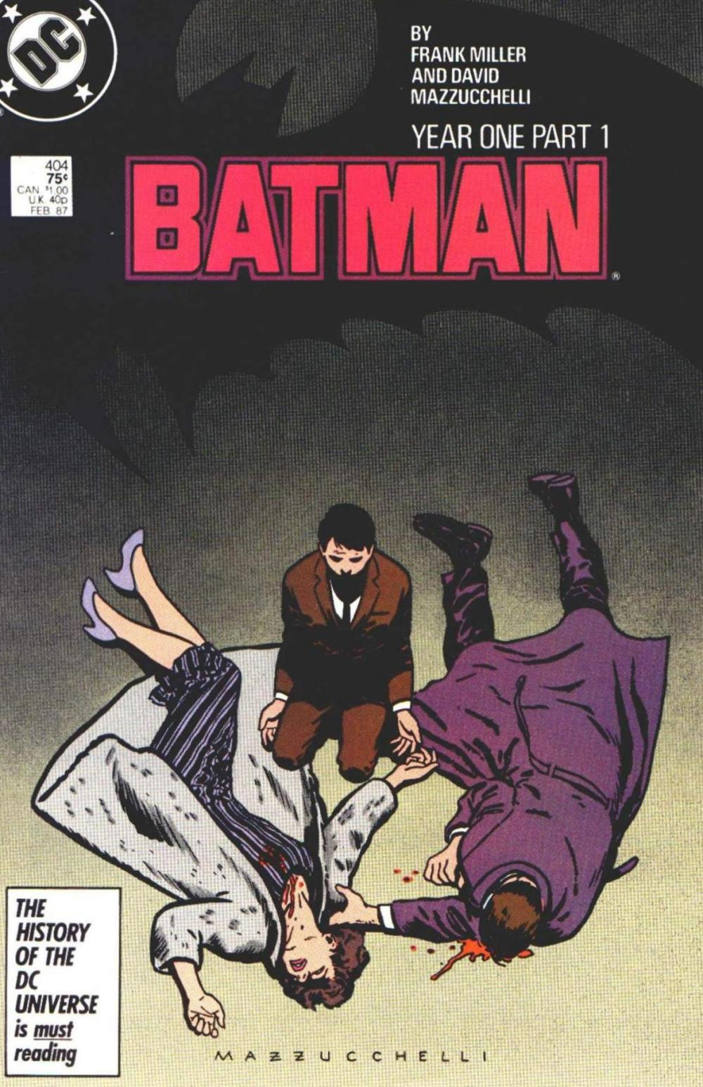 13 batman404