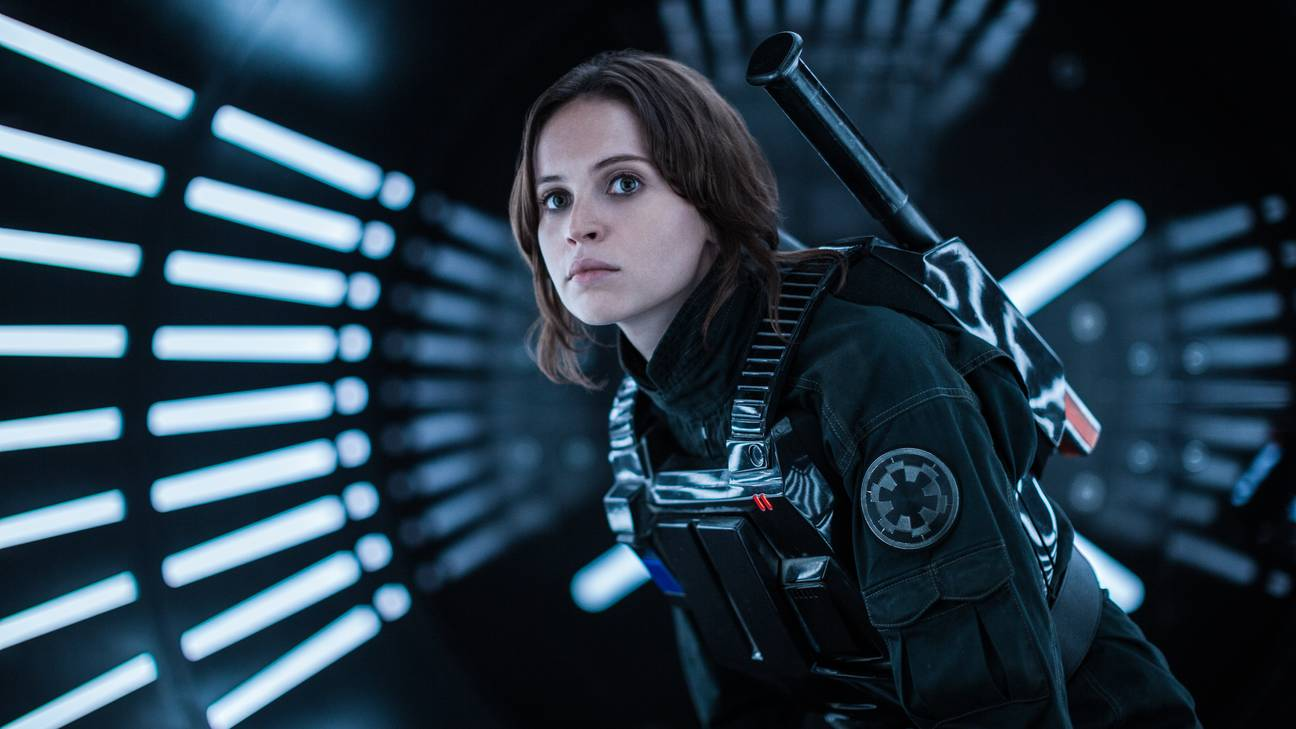"Rogue One"" may possibly be the best Star Wars movie ever"