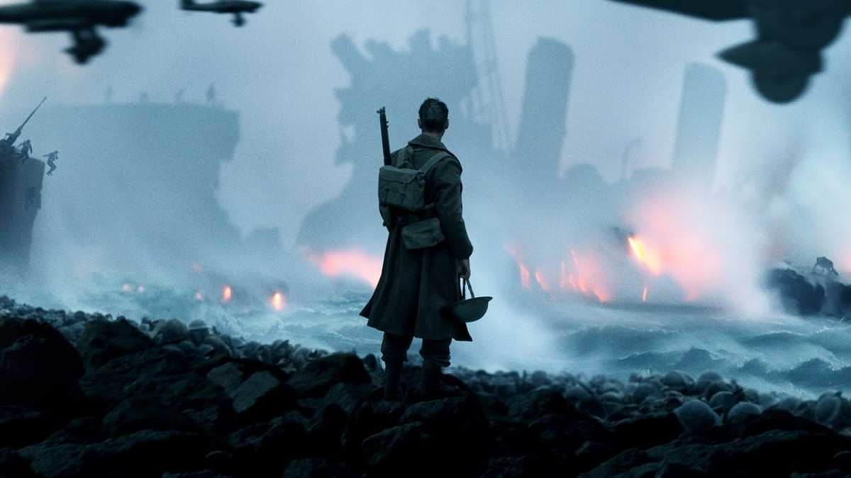 """Dunkirk"": a personal, gripping war story that is NOT a war movie."