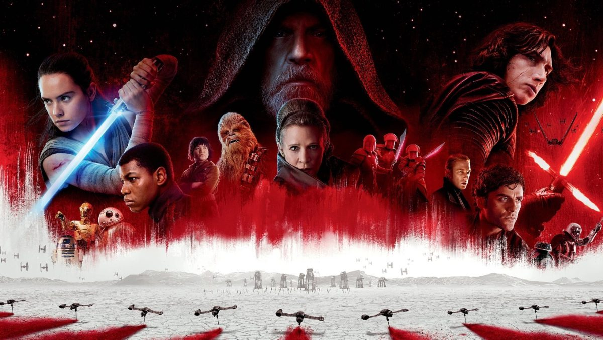 Star Wars: The Last Jedi - this is not the movie I was looking for