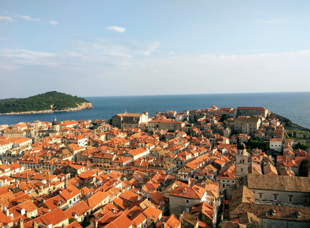 A day in Dubrovnik, or how we visited King's Landing but didn't lose our heads